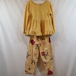 Girls biobottoms Outfit